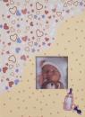 SAMOLEPÍCÍ album 60 stran Tiny 3 béžové