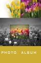 Fotoalbum 9x13 pro 300 fotografií  Lea 2 žluté