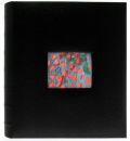Fotoalbum 10x15 pro 600 fotek VOGUE černé