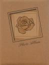 Mini album pre 100 fotiek 10x15  ECO ruža