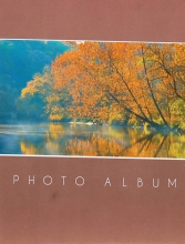 Mini album pre 100 fotiek 10x15 Country M-hnědé