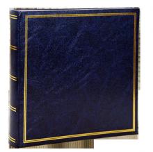 Klasické fotoalbum MAXI 100 strán modrý