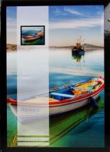 Fotoalbum 10x15 pre 300 fotografií Boat 1