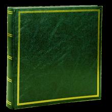 Klasické fotoalbum MAXI 100 strán zelený