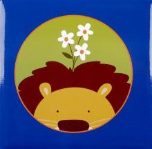 Album klasicke detske 100 strán -  Jungle Lion modrý