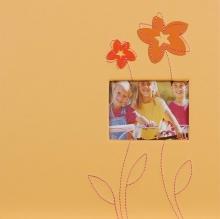Album pro 200 fotek 10x15 Decor 72 žlté