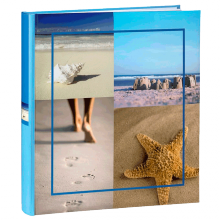 Klasické fotoalbum 60 strán Sea Shells