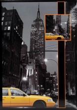 Fotoalbum 10x15 pro 300 fotografií Selective car