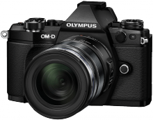 Olympus OM-D E-M5 Mark II černý + 12-40mm f/2.8 Pro