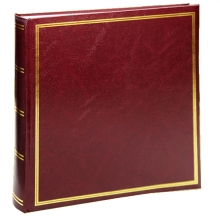 Klasické fotoalbum 100 strán hnedé