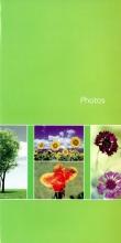 Album 9x13 pre 96 fotiek  Pollen Grains zelené