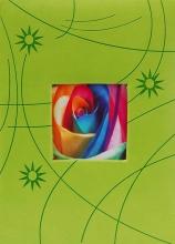 Album pre 300 fotiek 10x15 Colorful zelené