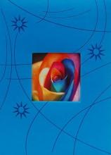Album pre 300 fotiek 10x15 Colorful modré