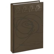 Fotoalbum 10x15 pre 200 fotiek Wild Rose hnědý