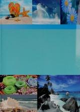 Fotoalbum 10x15 pre 200 fotiek SKY modré