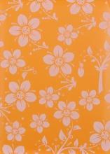 Fotoalbum 10x15 pre 200 fotografií Velvet oranž