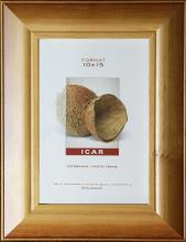 Fotorám drevený vel. 9x13 - 3ks za cenu 2