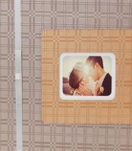 Svadobné fotoalbum 60 strán Beauty tmavé