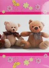 Album detské 10x15 pre 200 fotiek lepené -Candy ružové