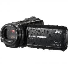 JVC  GZ R435D FULL HD VODOTĚSNÁ KAMERA černá