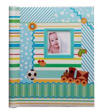 SAMOLEPIACE album 40 strán - Toddler modrý