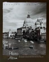 Fotoalbum 10x15 pre 200 fotografií Travel hnedý