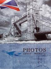 SAMOLEPIACE album 40 strán London 1