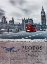 SAMOLEPIACE album 40 strán London 2