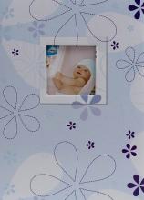 Album pre 200 fotiek 10x15 Pumpkin modré