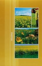 Fotoalbum 9x13 pre 300 fotografií Destination žlté