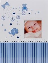SAMOLEPIACE album 40 strán My life modré