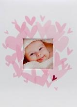 Fotoalbum 10x15 pre 300 fotografií Vital ružové
