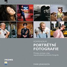 Mark Jenkinson - Kompendium portrétní fotografie