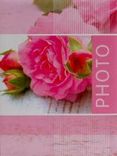 Mini album pre 100 fotiek 10x15 Pink ružový