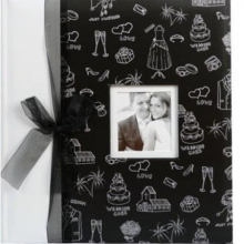 Svadobné fotoalbum 60 strán  Petipe Amour