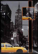 Fotoalbum 10x15 pro 300 fotografií Selective car 2UP