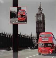 Fotoalbum 10x15 pre 500 fotiek Selective 2 bus