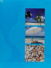 SAMOLEPIACE album 40 strán AGE modrý