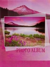 Fotoalbum 9x13 pre 100 fotiek Natural ružový