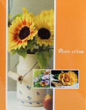 Fotoalbum 9x13 pre 100 fotiek Flower twinkle 1 žltý