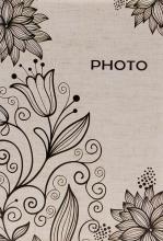 Fotoalbum 10x15 pre 200 fotiek ECO šedé 1