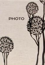 Fotoalbum 10x15 pre 200 fotiek ECO šedé 2