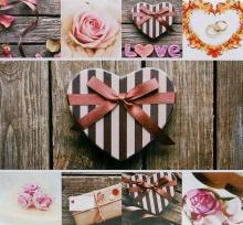 Fotoalbum 10x15 pre 500 fotiek Home Craft 2 ružové