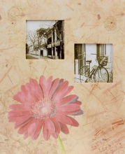 SAMOLEPIACE album 60 strán Vellum 2 ružová
