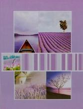 Fotoalbum 9x13 pre 200 fotiek Midland fialové