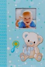 Fotoalbum 9x13 pre 200 fotografií Twinkle modré
