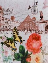 Fotoalbum 9x13 pre 100 fotiek Wanders 2 motýľ
