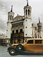 Fotoalbum 10x15 pre 200 fotiek Old time 2_1(zlatá)
