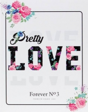 Fotoalbum 10x15 pre 200 fotiek LOVE ružové