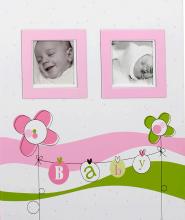 Album detské 60 strán  Lucky Baby ružové